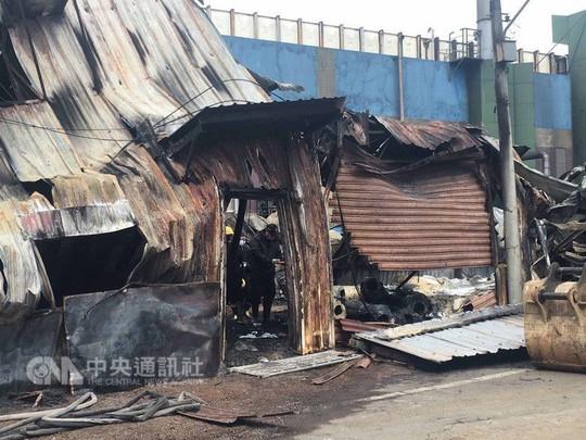Đài Loan: Cháy nhà máy, 6 người Việt tử vong - Ảnh 3.