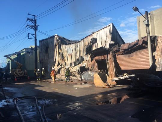 Đài Loan: Cháy nhà máy, 6 người Việt tử vong - Ảnh 4.