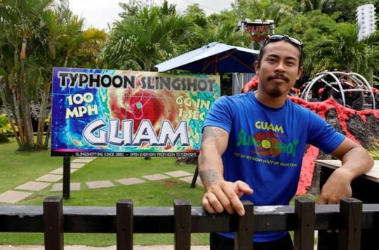 Cuộc sống trên đảo Guam giữa mối đe dọa tên lửa Triều Tiên - Ảnh 10.