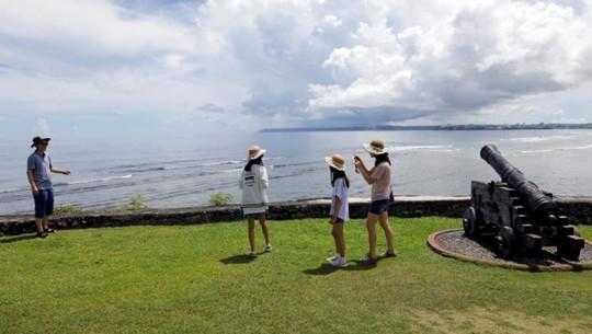 Cuộc sống trên đảo Guam giữa mối đe dọa tên lửa Triều Tiên - Ảnh 11.