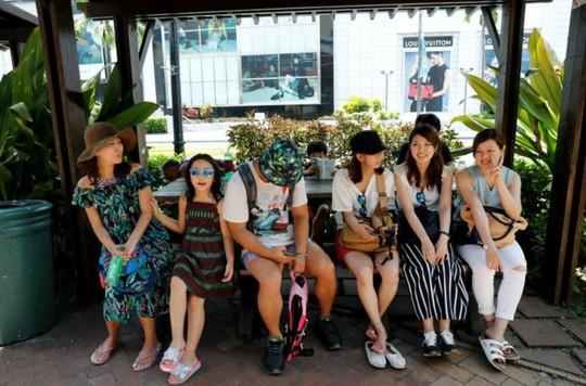 Cuộc sống trên đảo Guam giữa mối đe dọa tên lửa Triều Tiên - Ảnh 7.