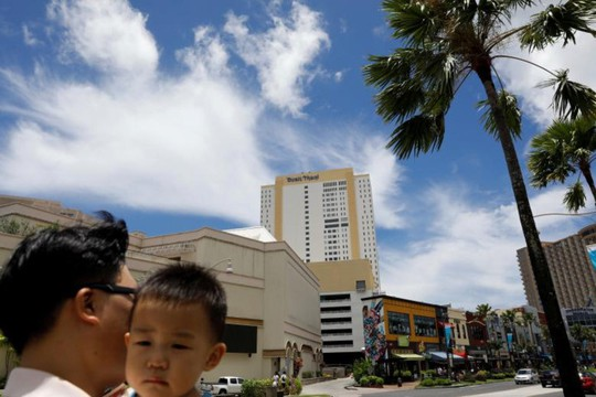 Cuộc sống trên đảo Guam giữa mối đe dọa tên lửa Triều Tiên - Ảnh 9.