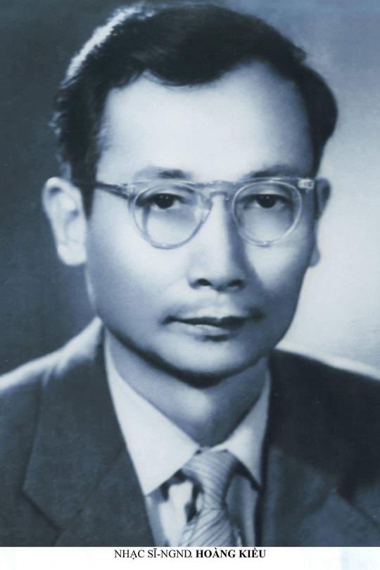 Nhà giáo nhân dân Hoàng Kiều qua đời - Ảnh 1.