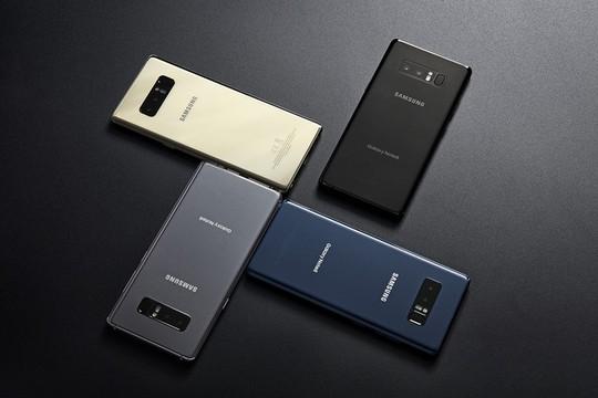 Samsung ra mắt Galaxy Note 8 cạnh tranh iPhone 8 - Ảnh 2.