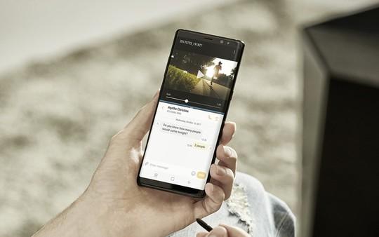 Samsung ra mắt Galaxy Note 8 cạnh tranh iPhone 8 - Ảnh 1.
