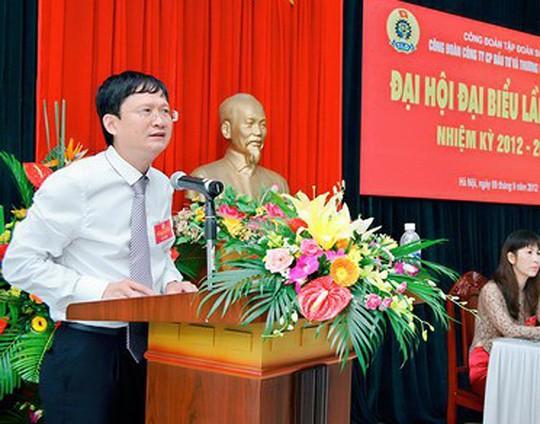 Bắt em trai ông Đinh La Thăng - Ảnh 1.