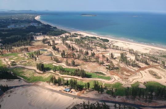 CLIP: Rừng phòng hộ Phú Yên bị phá làm sân golf - Ảnh 5.