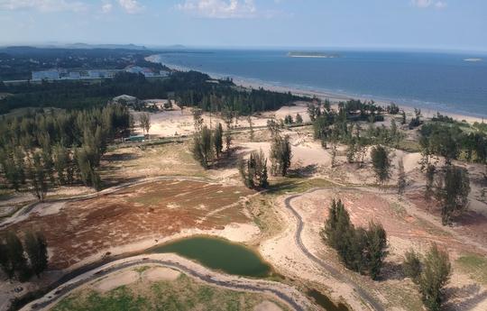 CLIP: Rừng phòng hộ Phú Yên bị phá làm sân golf - Ảnh 3.