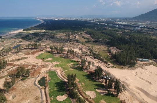 CLIP: Rừng phòng hộ Phú Yên bị phá làm sân golf - Ảnh 6.