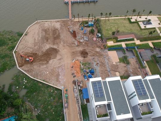 Hiệp hội BĐS TP HCM xin giữ dự án lấn sông Sài Gòn - Ảnh 4.