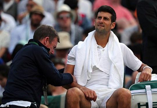 Murray thua sốc ở tứ kết, Djokovic bỏ cuộc - Ảnh 6.