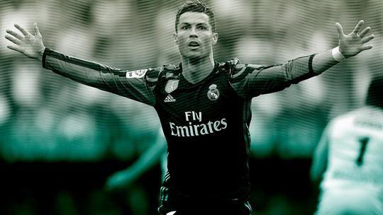 Ronaldo dẫn đầu danh sách 100 VĐV nổi tiếng nhất thế giới - Ảnh 1.