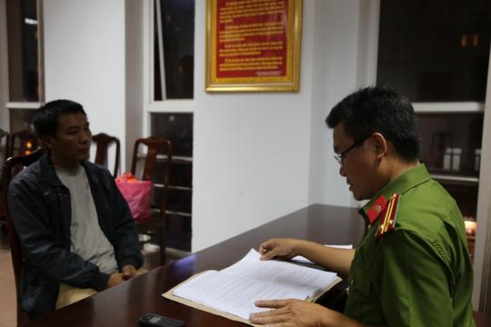Đầu thú sau 13 năm lẩn trốn ở Lào