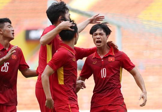 Công Phượng lập cú đúp, U22 Việt Nam đè bẹp Campuchia - Ảnh 8.