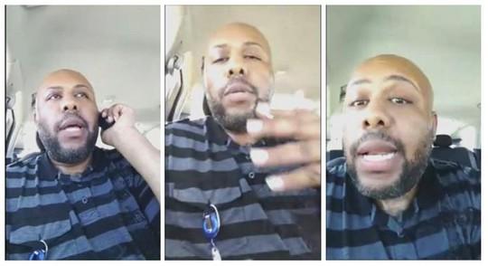 Stephens khẳng định trong một đoạn video hôm 16-4 rằng hắn đã giết nhiều người. Ảnh: ABC News