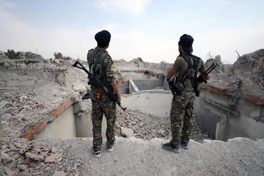 Syria: Tố bị gián điệp Mỹ hại, Nga cảnh báo đáp trả thẳng tay - Ảnh 2.