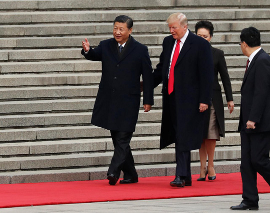 Mỹ - Trung ký các thỏa thuận trị giá 253 tỉ USD - Ảnh 1.