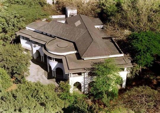 Ngôi nhà của ông Jinnah tại TP Mumbai. Ảnh: REUTERS