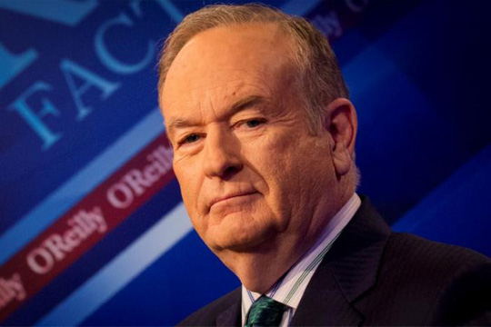 Bill OReilly rời Fox