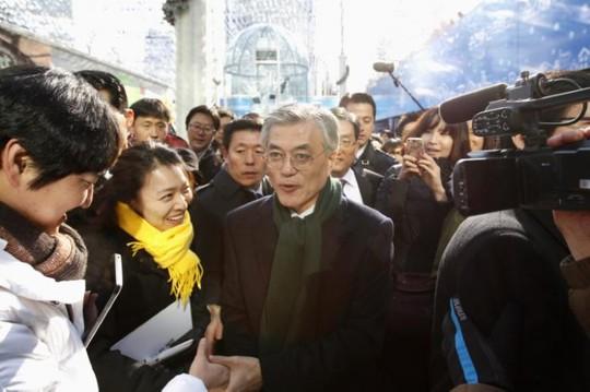 Vòng tròn định mệnh của tân tổng thống Hàn Quốc - Ảnh 1.