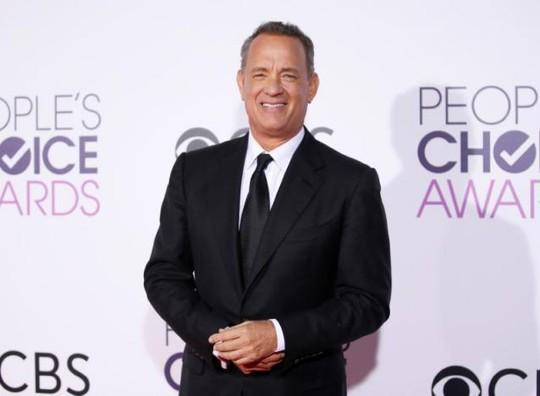 Tom Hanks được tôn vinh  - Ảnh 1.