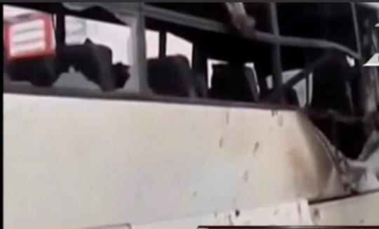 Ai Cập không kích Libya sau vụ thảm sát trên xe buýt - Ảnh 2.