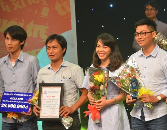 Báo Người Lao Động đoạt 6 giải Báo chí TP HCM - Ảnh 3.