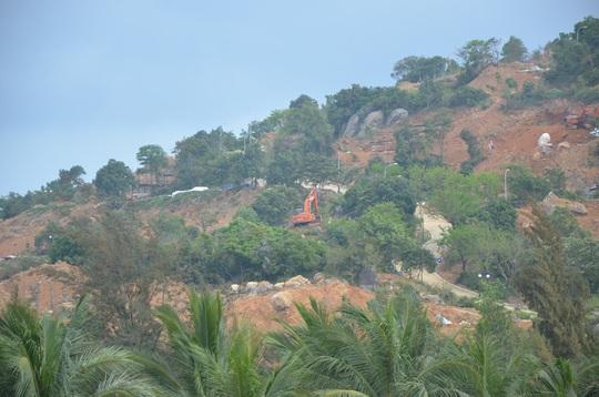 Xây dựng khu du lịch băm nát Sơn Trà