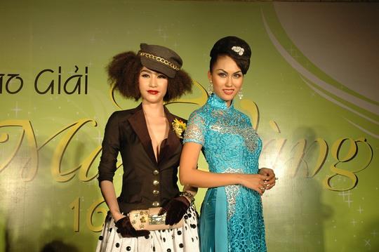 Dàn sao Việt cá tính trên thảm đỏ Mai Vàng lần thứ 16 - Ảnh 10.