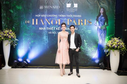 Hoa hậu Đỗ Mỹ Linh sẽ sánh vai cùng hoa hậu Pháp trên sàn catwalk - Ảnh 2.