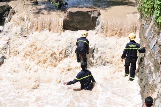 Tử vong vì rơi xuống suối  ở Đồng Nai - Ảnh 1.