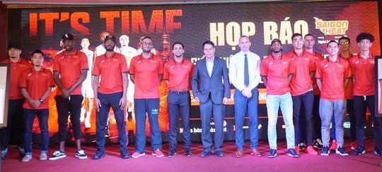 Saigon Heat đặt mục tiêu vào tốp 2 Đông Nam Á - Ảnh 1.