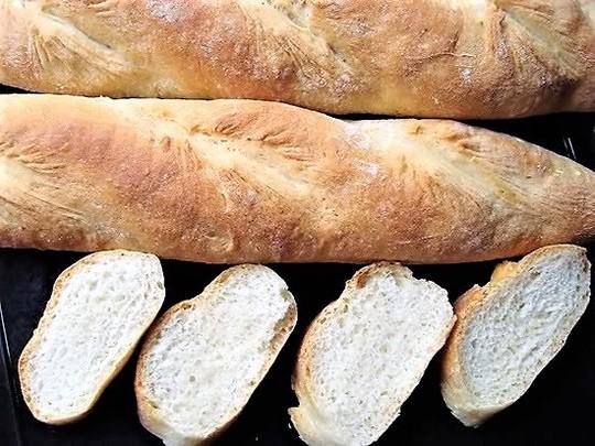 Bữa sáng nhanh gọn với bánh mì bơ tỏi - Ảnh 4.