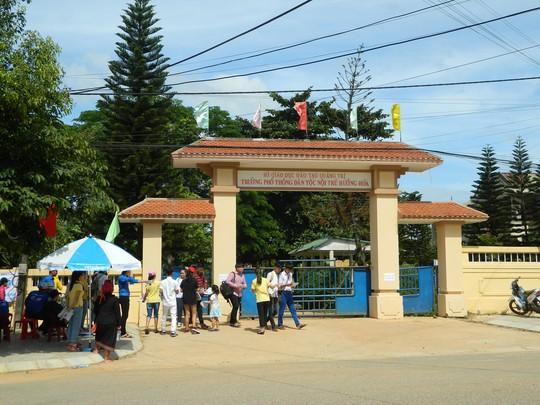123 thí sinh vắng thi môn Ngữ văn tại Quảng Nam - Ảnh 2.