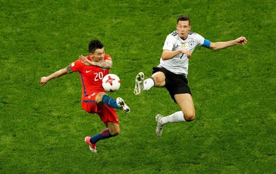 Đức - Chile: Tái ngộ khó dự báo - Ảnh 1.