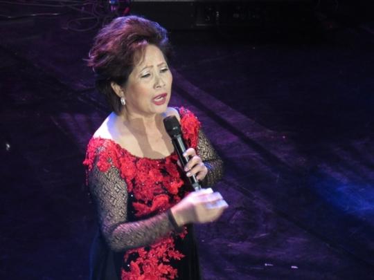 Ca sĩ Phương Dung về Úc chịu tang chồng