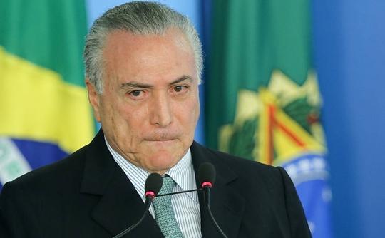 Tổng thống Brazil bị tố cầm đầu đường dây vòi tiền doanh nghiệp - Ảnh 2.