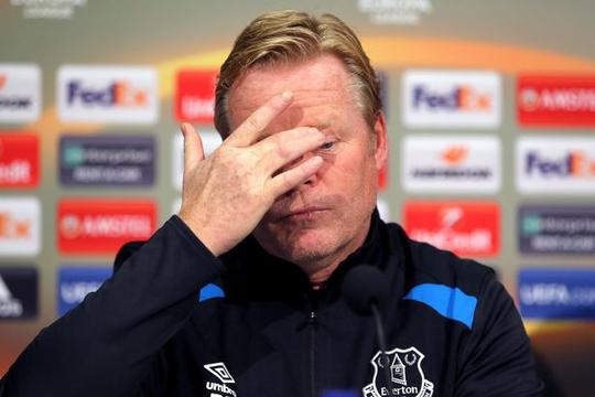 Everton trảm HLV Koeman sau trận thua thảm Arsenal - Ảnh 1.