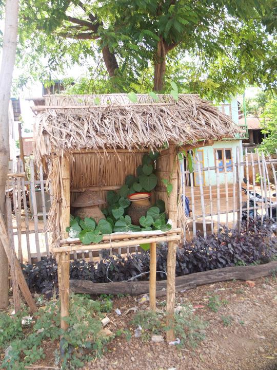 Độc đáo những bình nước uống miễn phí ở Myanmar - Ảnh 6.