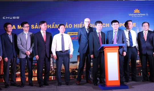 PVI và Vietnam Airlines ra mắt sản phẩm bảo hiểm du lịch TripCARE - Ảnh 1.
