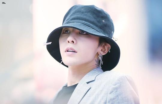 G-Dragon - Thủ lĩnh tài ba, đứa con hiếu thảo - Ảnh 4.
