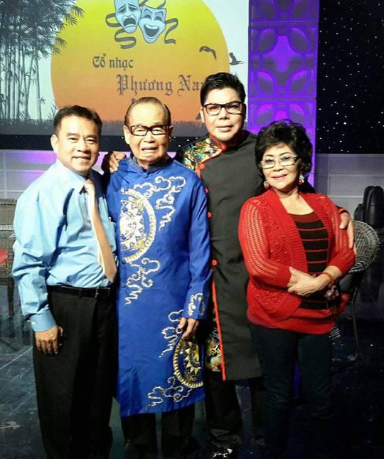 Mừng đại thọ nghệ sĩ Văn Chung trong ngày giỗ Tổ - Ảnh 3.