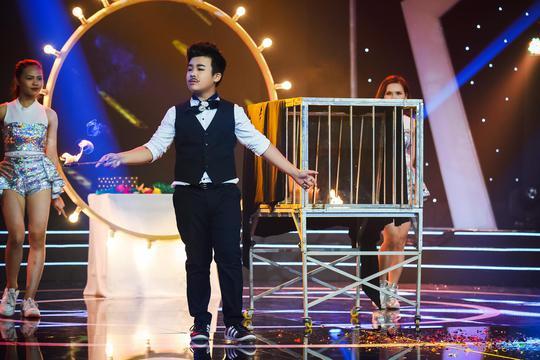 Khánh Nhi lần đầu ẵm giải nhất tuần với tuồng cổ Anh hùng dân tộc - Ảnh 4.
