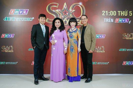 Lê Nguyễn Trường Giang chuyển thể Ông lão cõng vợ đi xem hội thành cải lương - Ảnh 6.