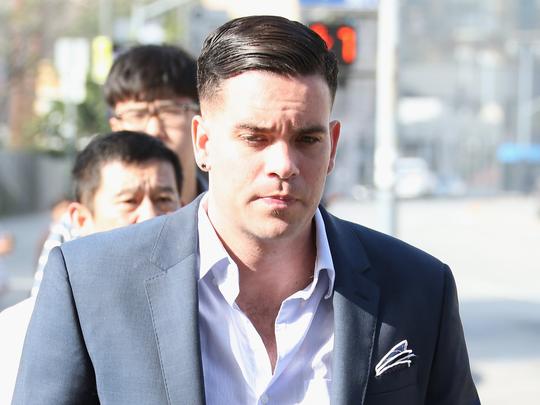 Sao Glee đối mặt 7 năm tù vì trữ ảnh ấu dâm - Ảnh 1.