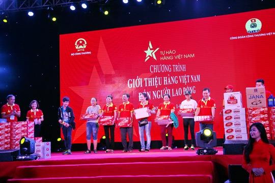 Đưa hàng Việt đến với người lao động Cần Thơ - Ảnh 2.