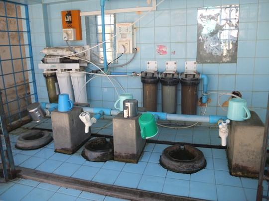 Độc đáo những bình nước uống miễn phí ở Myanmar - Ảnh 8.