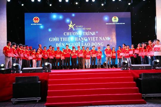 Đưa hàng Việt đến với người lao động Cần Thơ - Ảnh 3.