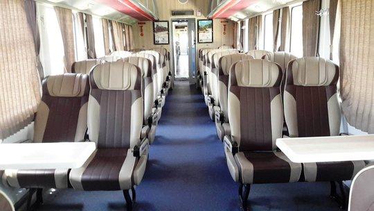 """Đường sắt có thêm tàu """"5 sao"""" tuyến Sài Gòn – Nha Trang - Ảnh 2."""