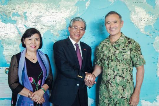 Mỹ bàn giao tàu Cảnh sát biển cỡ lớn cho Việt Nam - Ảnh 6.
